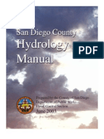 Hydrology Manual - San Diego