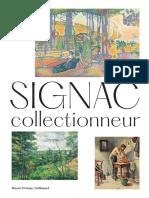 Catalogue Signac collectionneur