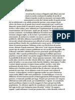 matteo cesandri - Compito in classe di italiano