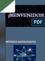 MÉTODOS-HISTOLÓGICOS