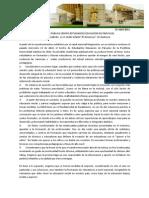 Declaración pública del CEEP