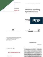 Jean-Claude Abric - Practicas Sociales y Representaciones