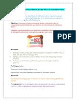 Proyecto Participativo DPCC MDGR 3ro D