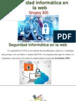 3 seguridad informatica en la web