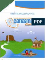 Proyecto Canaima Educativo-Orientaciones