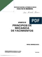Principios de Mecanica de Yacimientos-Rafael Rodriguez Nieto