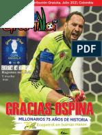 Revista Gramilla Edicion Julio