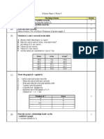 ANSWER SCHEME P3F4
