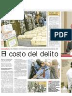 El Costo Del Delito en el Perù