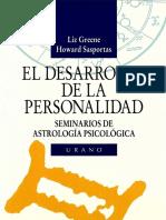 Liz Greene & Howard Sasportas - El Desarrollo de La Personalidad (Www.lunalogia.com) (1)