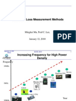Core_power_loss_measurement_methods_CPES_ECCE_2010_Lee