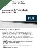 Conception  S2  Chapitre 4 chap1 Conception de Technologie Datacenter Cico