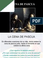 CELEBRACIÓN DE LA CENA JUDIA (PASCUA JUVENIL 2,007)