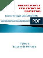 TEMA 4 Estudio de Mercado