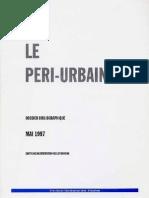 LE PERI-URBAIN