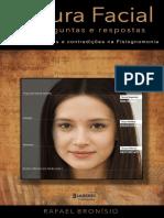 Livro Leitura Facial Fisiognomonia Morfopsicologia Análise Facial