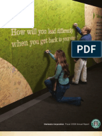 SBUX2008ARv5 - 2008 Annual Report