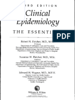 Clinical Epidemiology 3rd Ed