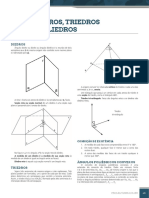 diedros triedos poliedros