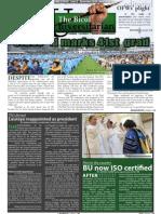 The Bicol Universitarian AY 2010-2011 Second Semester