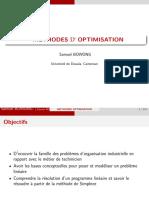 Méthodes_Optiminisation