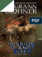 Veslor Mates 04 Mission, Planet Biter (TRADUZIDO)