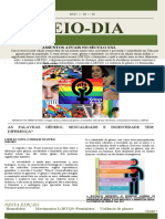 Jornal LGBTQI+ e Feminismo- Ofc