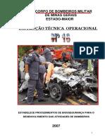ITO - 16 - Biossegurança 2007