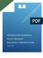 Produccion Forestal Uruguay 20210504