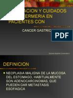 Cirugias Cancer Gastrico