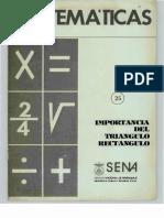 Vol25 Importancia Triangulo Rectangulo