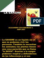 PROF. COVARRUBIAS LA SANGRE