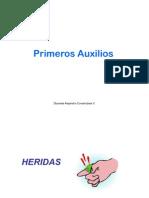 PROF. COVARRUBIAS PRIMEROS AUXILIOS