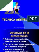 Tecnicas Asepticas