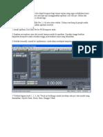 Cara menggunakan Cool Edit Pro