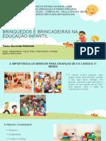 BRINQUEDOS E BRINCADEIRAS NA EDUCAÇÃO INFANTIL (2)