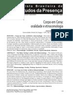Etnocenologia e corpo em cena 2237-2660-rbep-2-01-00148