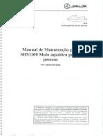 Manual de Manutenção Para SHS1100 Moto Aquática Para 3 Pessoas - Parte 1 (1)