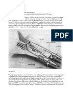 Mach 7 scramjet power system conceptual