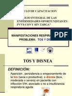 5Tos y Disnea