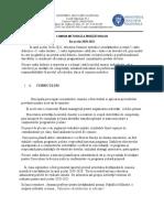 2020-2021COMISIA METODICĂ A ÎNVĂŢĂTORILOR