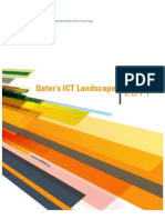 ictQATAR's 2011 Qatar's ICT Landscape Report