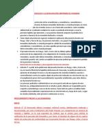 RESUMEN LEY CONTRA EL DESALOJO Y LA DESOCUPACIÓN ARBITRARIA DE VIVIENDAS