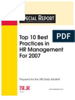 HR BestPractices