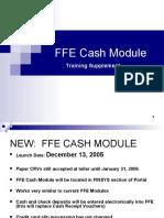 CashModuleTraining