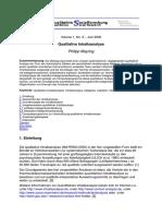 Mayring d QualitativeInhaltsanalyse