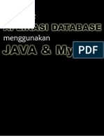 Membuat Aplikasi Database