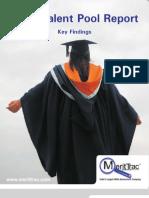 MBA talent pool report
