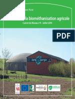 140714 Carnet Biomethanisation Agricole