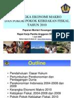 PKEM-Kerangka Ekonomi Makro